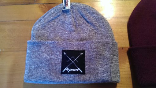 Bonnet Arrows Gris
