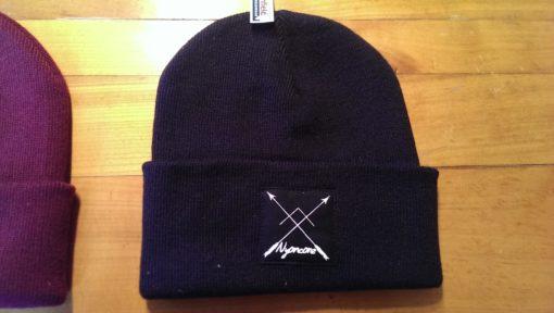 Bonnet Arrows Noir