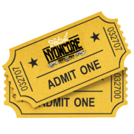 Ticket Festival Nyoncore 2014 part one